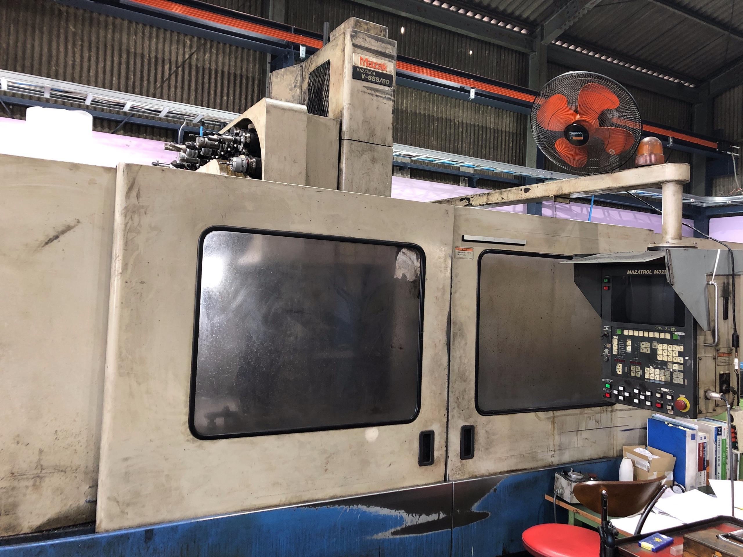 マシニングMTV-655